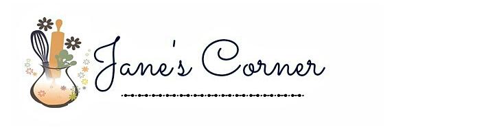 Jane's Corner