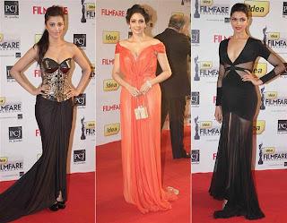58th Idea Filmfare Awards, 58th Idea Filmfare Awards Winners, 58th Idea Filmfare Awards Nominations