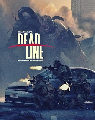 Breach & Clear: Deadline Cover