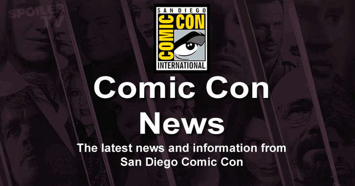 Comic-Con 2014 - Show Attendance Table