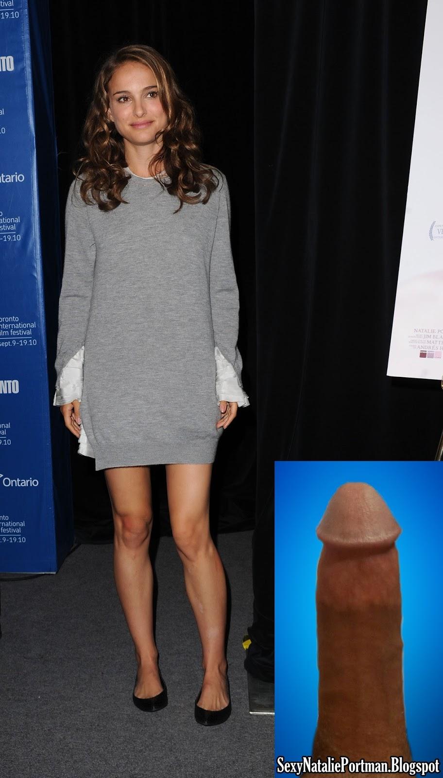 Portman Sexy Ass & Facial Cumshot: Natalie Portman Legs & Thighs Nude ...