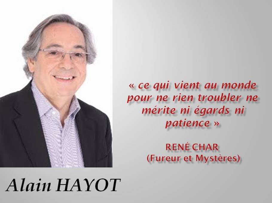 Alain HAYOT