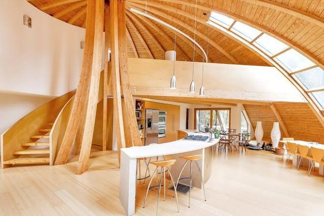 szép házak a jövő otthona