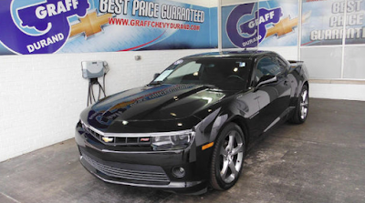 Used 2014 Chevrolet Camaro for Sale Owosso, MI