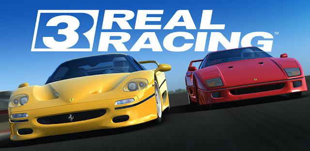 Real Racing 3 APK v3.6.0 [Mod Dinero]