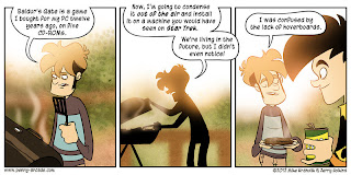 penny arcade comic Morning (Afternoon?) LOL