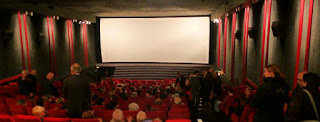 This is England, theater, screening room, animation festival, Rouen, 2012