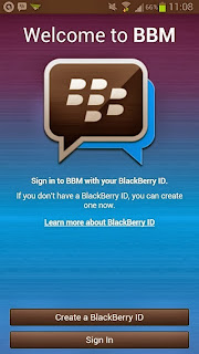 Download BBM for Android Gratis