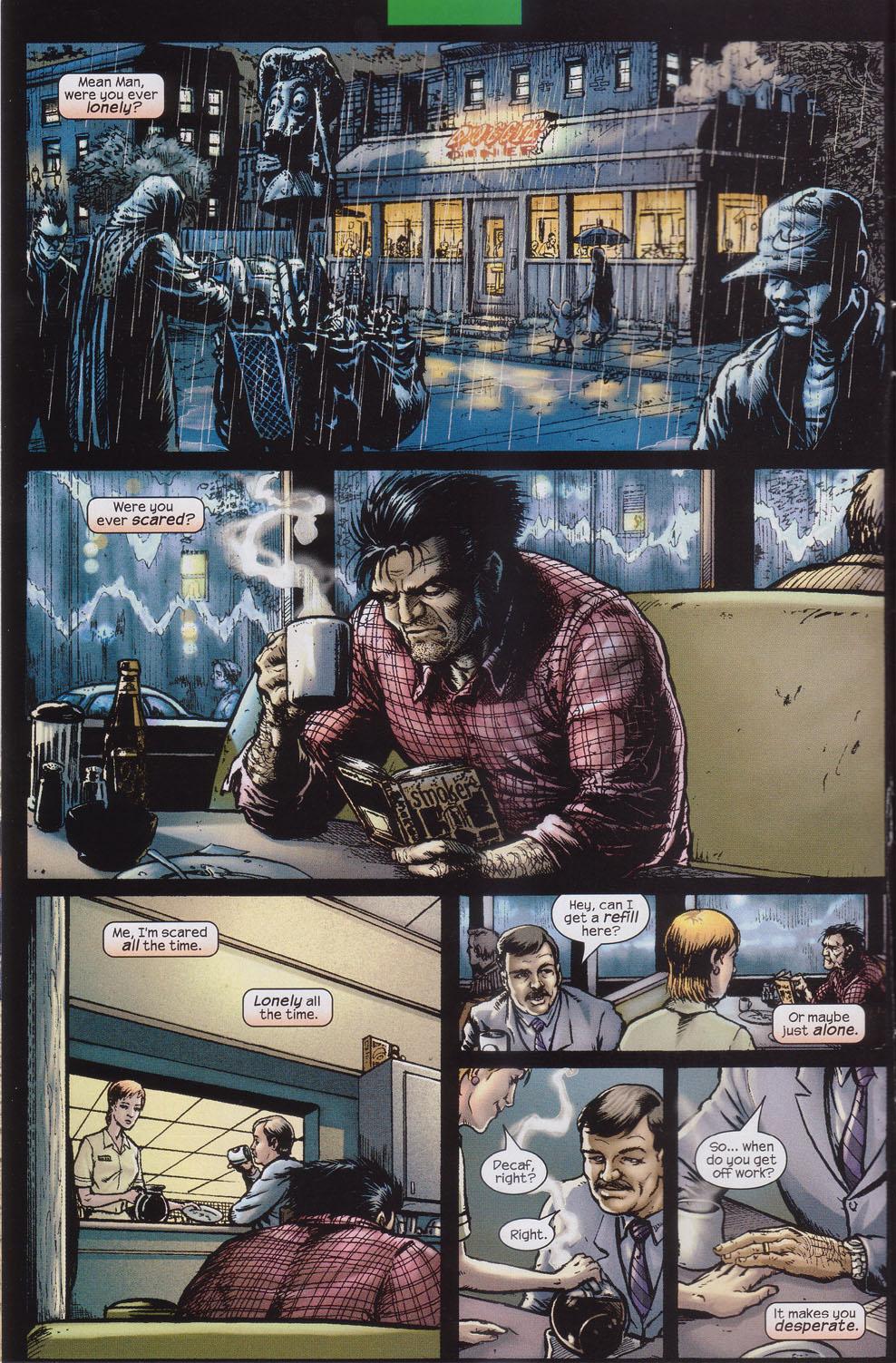 Read online Wolverine (2003) comic -  Issue #1 - 3