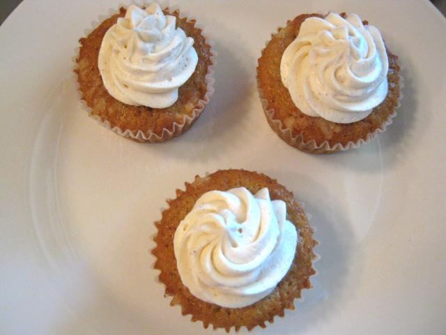 Peach Cupcakes With Brown Sugar Frosting Smitten Kitchen | Auto Design ...
