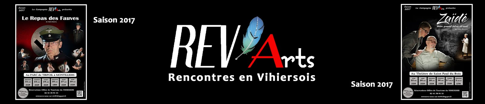 Blog de l'association REV'Art