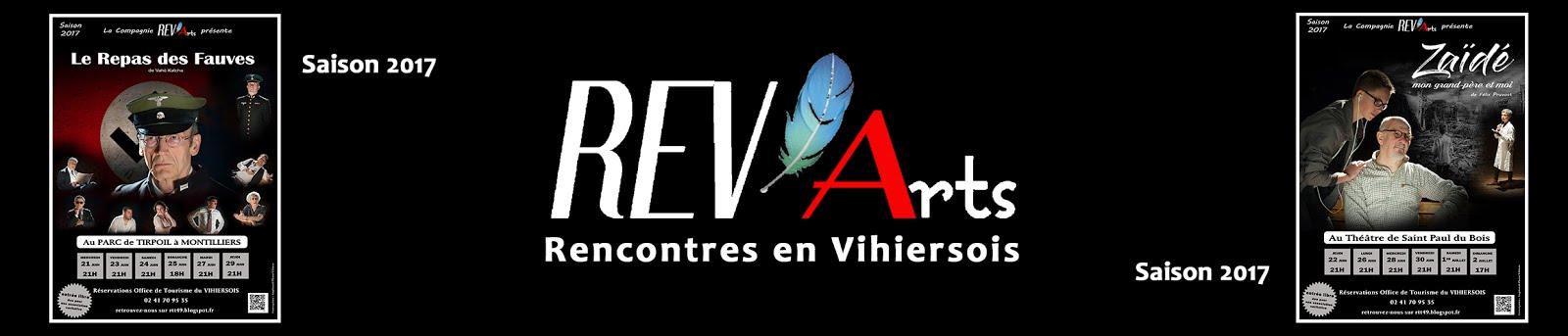Blog de l'association REV'Art
