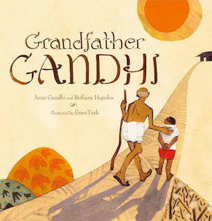http://theteachingthief.blogspot.com/2015/06/grandfather-ghandi-picture-book-with.html