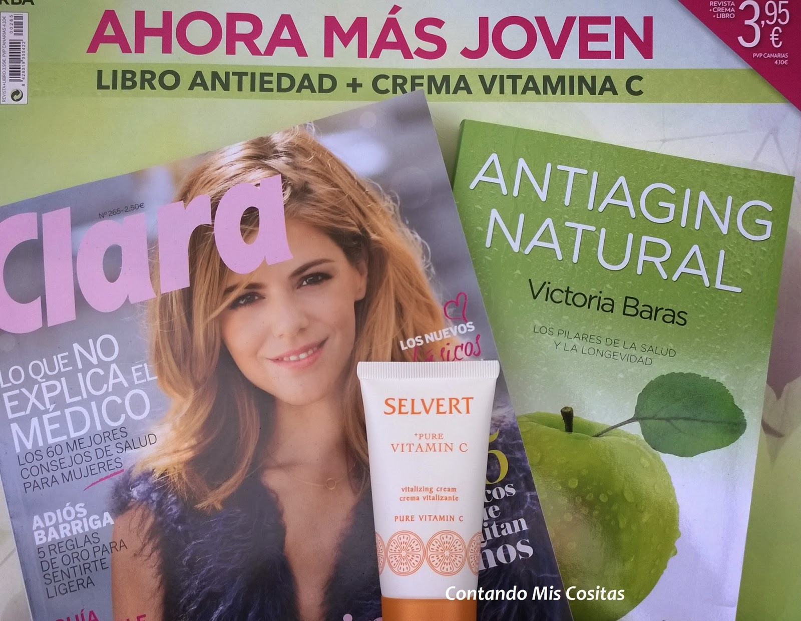 revista clara crema selvert septiembre 2014
