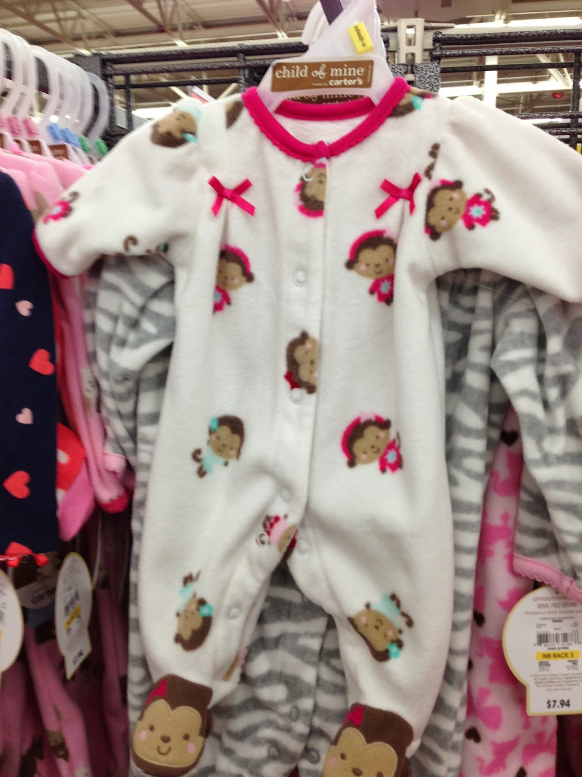 Creating Kidstuff: More Bitty Baby Clothing Options--Walmart preemie ...