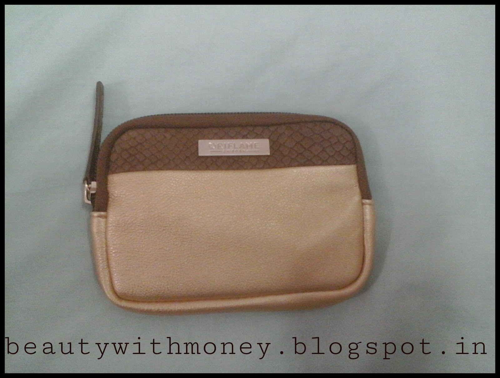 Golden Coin purse | Beauty With Money