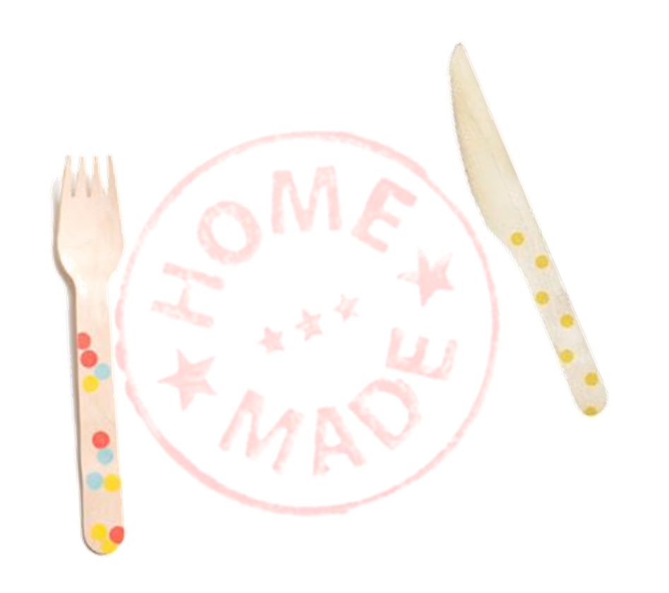 Label Fait Maison Homemade Home Made