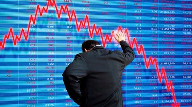 Κραχ στο Χρηματιστήριο – Στο -20% οι Τραπεζικές μετοχές!