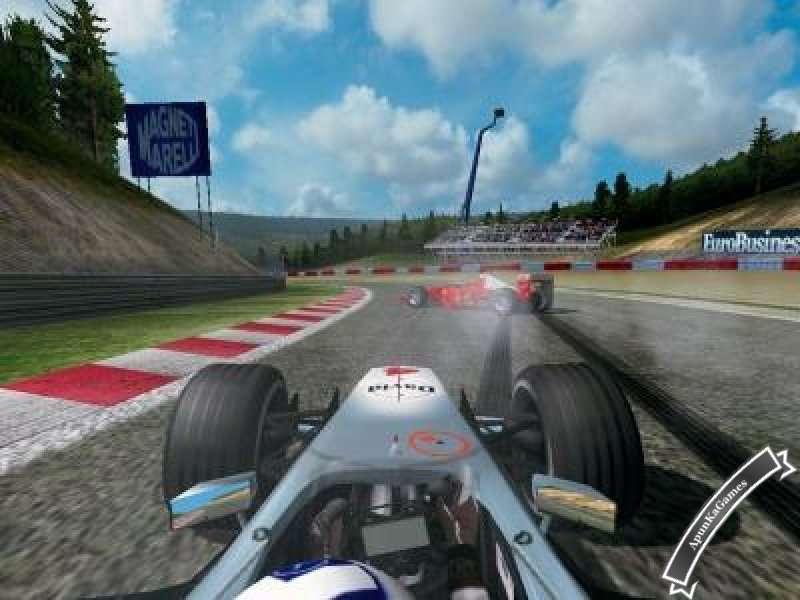 F1 Challenge 99-02 Screenshots