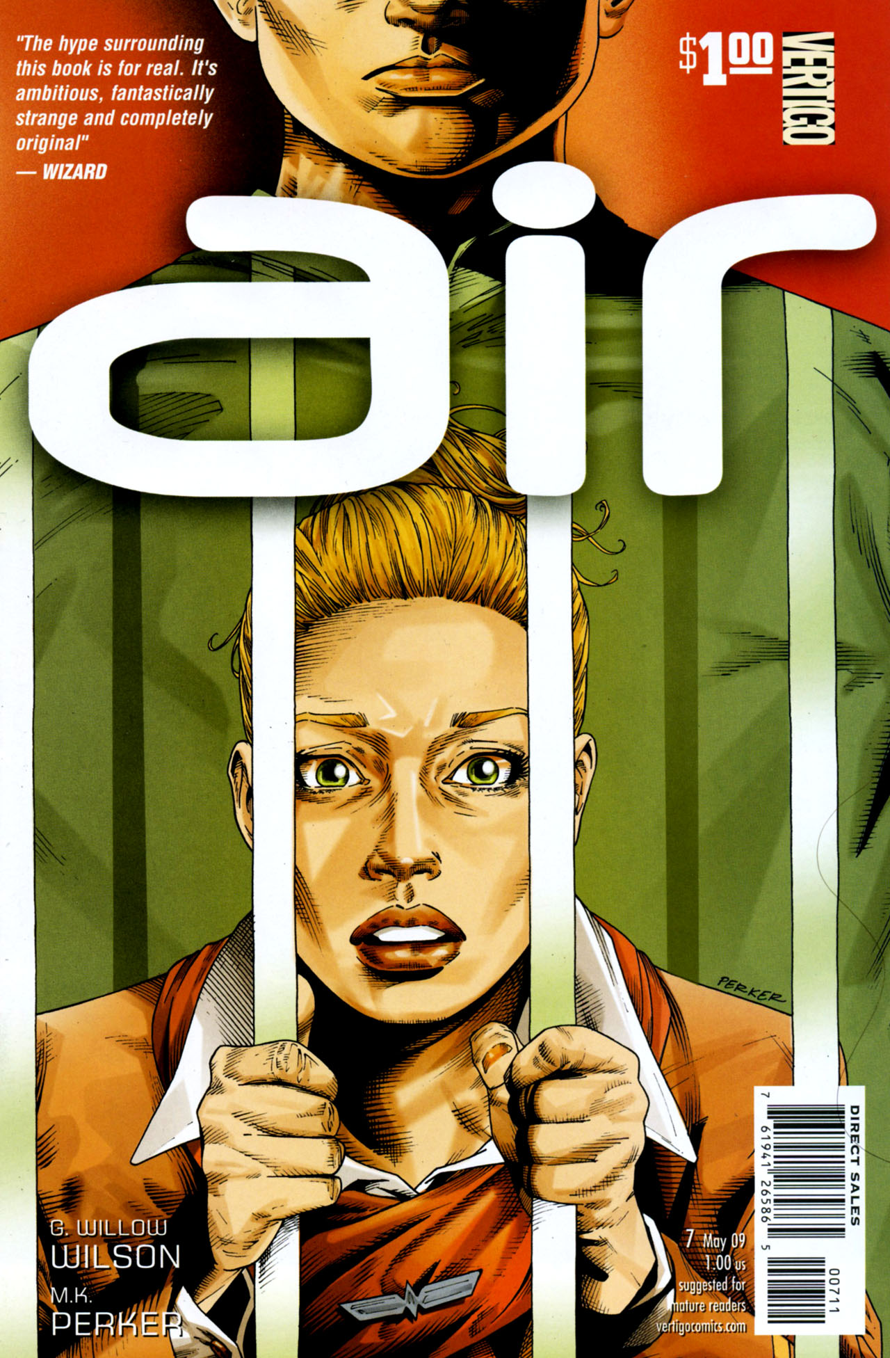 Air issue 7 - Page 1