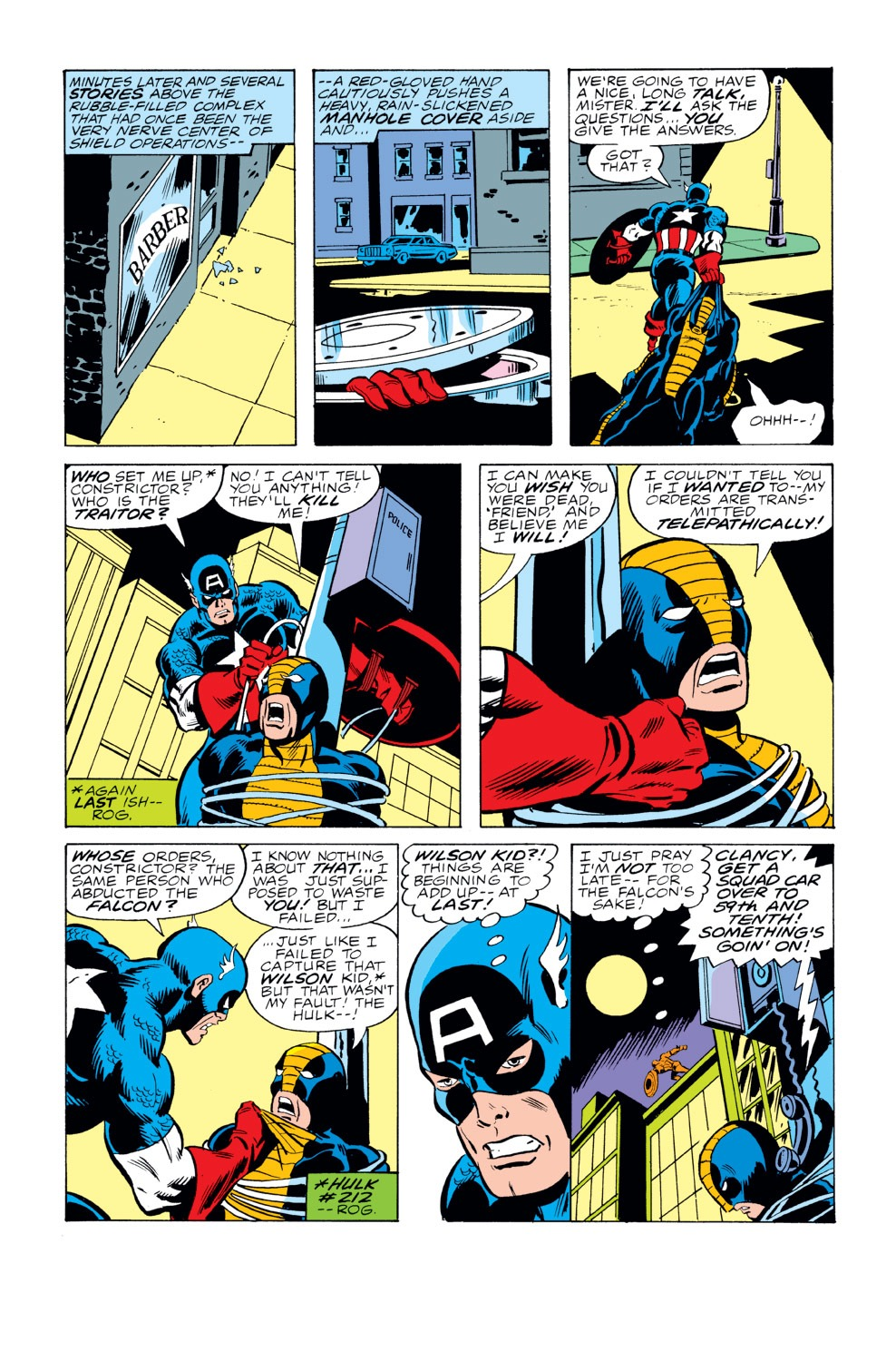 Captain America (1968) Issue #229 #143 - English 5