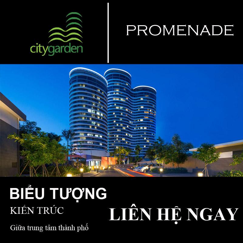 City Garden - Promenade