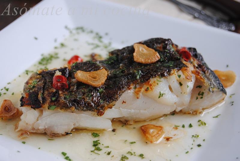 Genial cocinar bacalao skrei fotos bacalao con tomate - Bacalao fresco con tomate ...