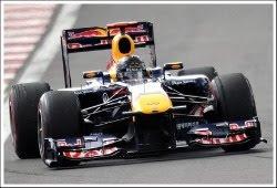 Vettel Coréia do Sul Fórmula 1