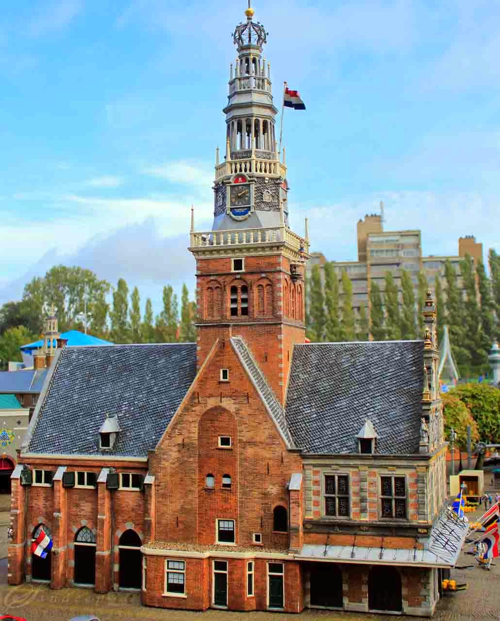 Waag building of Alkmaar