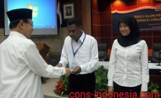 Pengumuman CPNS BKKBN Terbaru Jalani Masa Orientasi