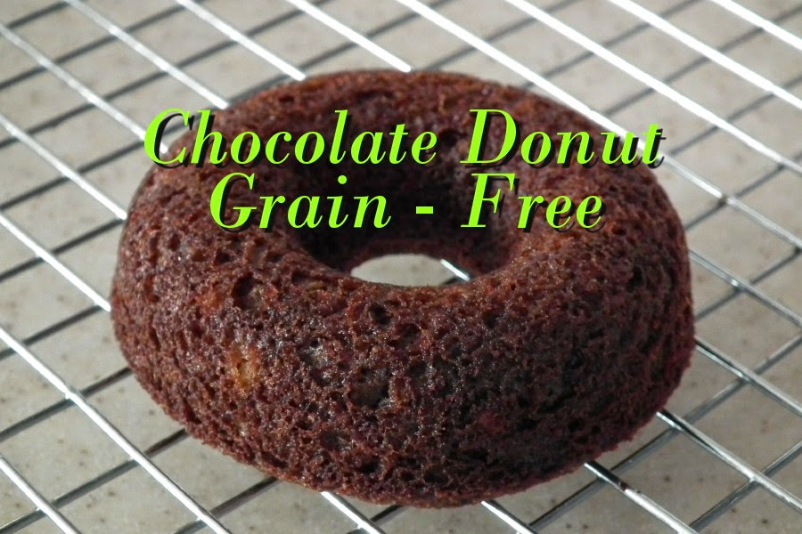 This recipe is an offshoot from the Grain-free-coconut-donut in an ...