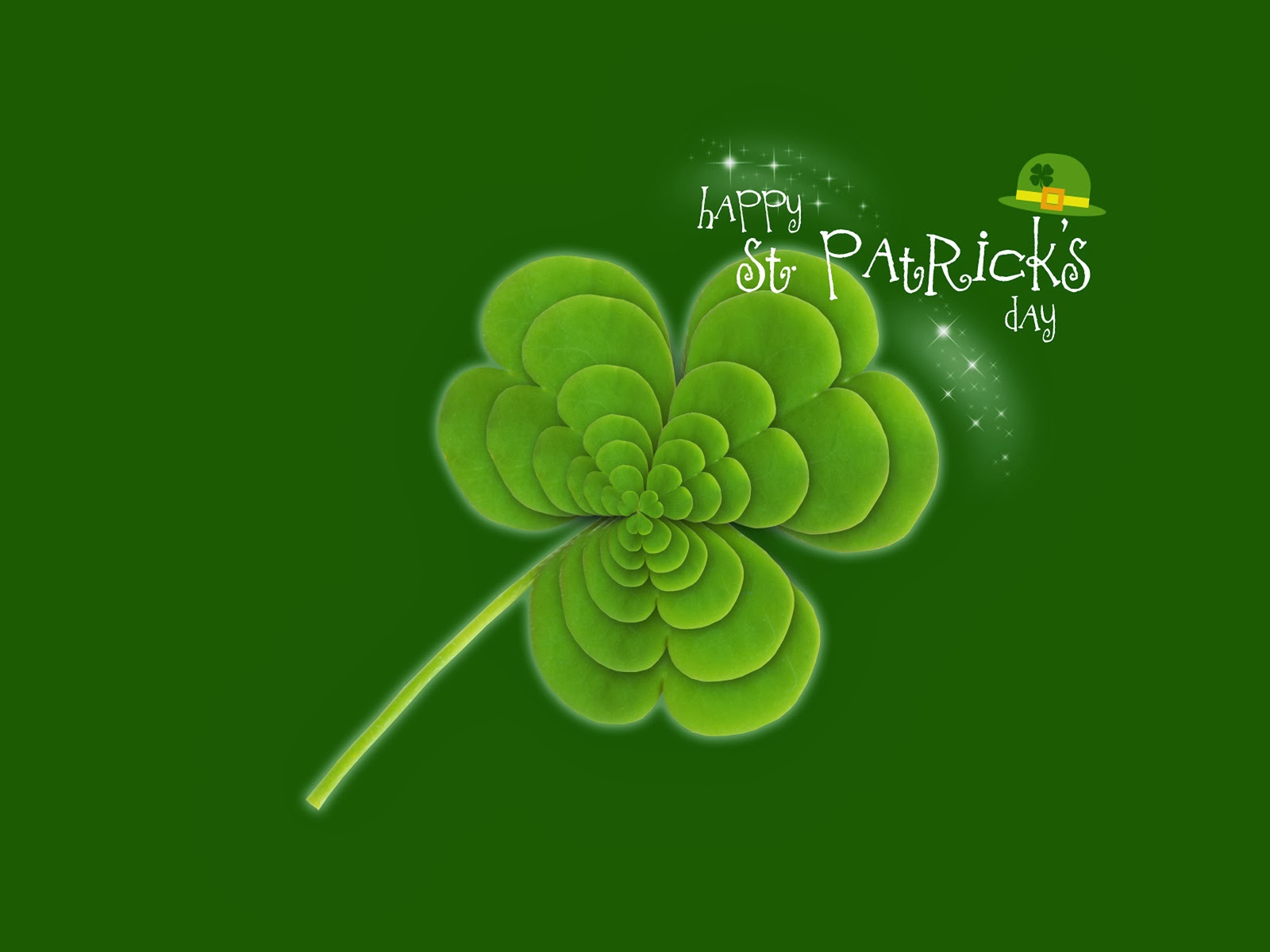 Happy Saint Patrick's Day, part 3