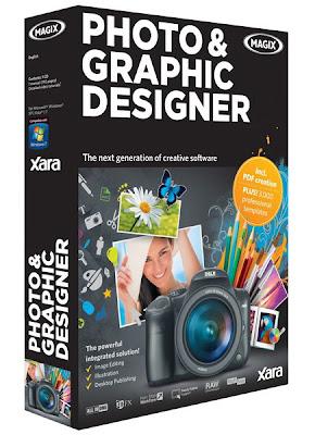 Xara Photo & Graphic Designer 9.1.0.28010 Paquete gráfico todo en uno