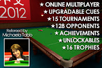 International Snooker 2012 IPA v1.1