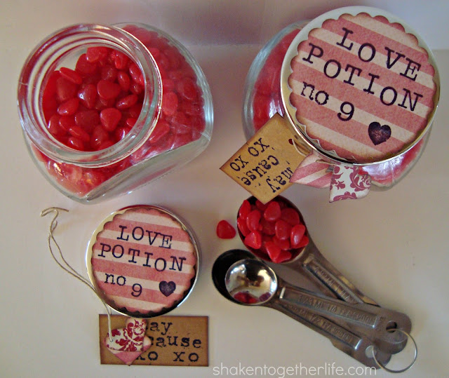 Valentines Gift Idea, Valentines Diy