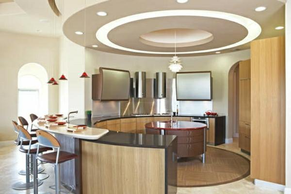Meble Kuchenne Premium Aranżacja Kuchni Sufit Podwieszany