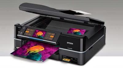 reset impresora artisan 800