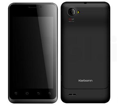Karonn Retina A27 dual SIM Android smart phone