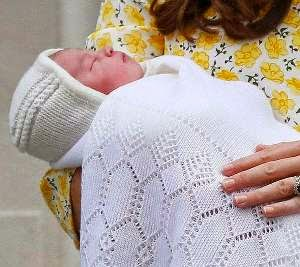 Baby Princess of Cambridge