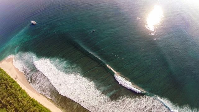 The Best Mentawai Islands Surf Video from my drone Phyllis June 2014