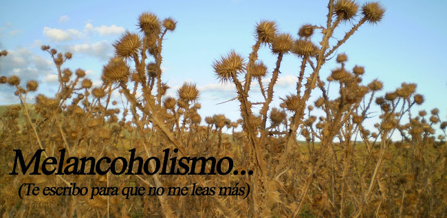 melancoholismo