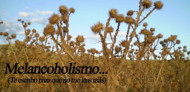 melancoholismo