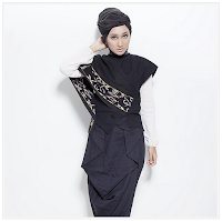Trend Model Baju Muslim Terbaru 2015