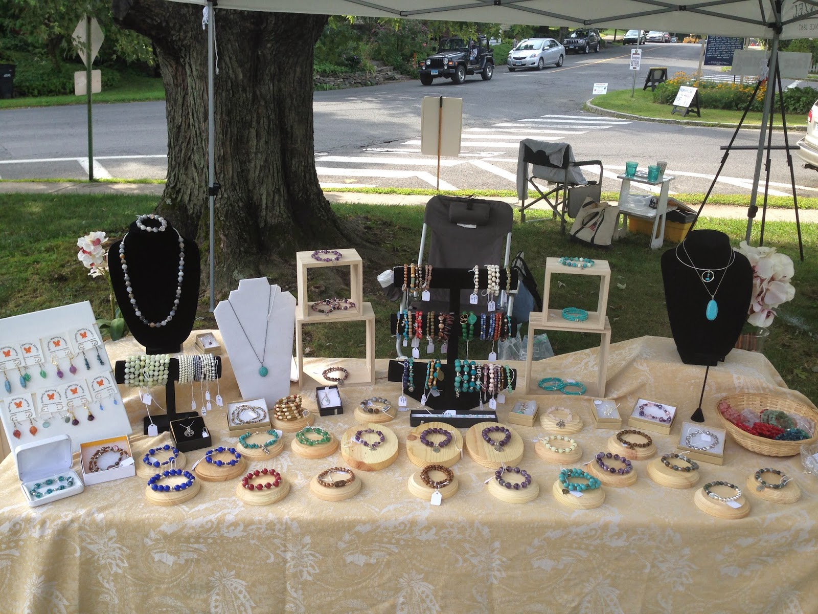 Butterfly warriors craft fairs and booth displays oh my for Craft shows in ohio