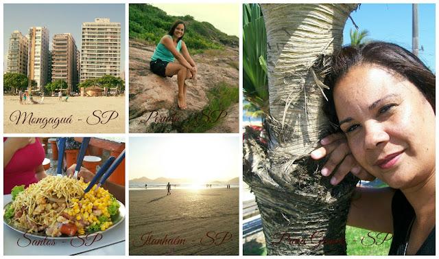 Bela na Selfie Praia