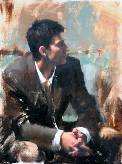 Aldo Balding 1960 | British Figurative painter
