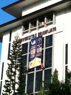 Ospek Universitas Brawijaya 2013