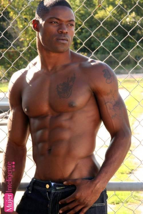 sexy gay negro