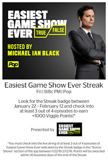 Easiest Game Show Ever, Viggle, Viggle Streak, Viggle mom, SnapMaster