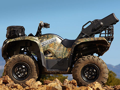 2013 Grizzly 550 FI Auto 4x4 EPS Yamaha pictures. 480x360 pixels